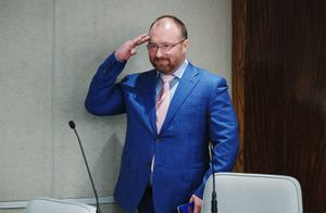 ВЦСКА ответили наобвинения депутата Лебедева