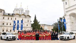 Два российских призера Олимпиады в Токио решили избавиться от подаренных BMW
