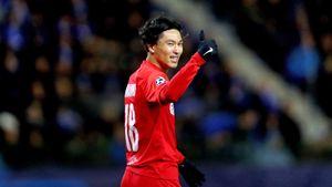 «Ливерпуль» купил японца из«РБЗальцбург», который разорветАПЛ. Оннехуже Холанда