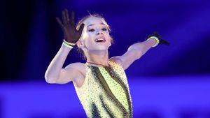 Ученица Тутберидзе Акатьева исполнила четверной тулуп и тройной аксель на первенстве Москвы