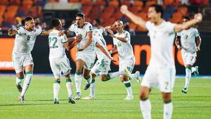 Сборная Алжира выиграла Кубок Африки благодаря идиотскому голу