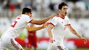 Азмун — суперзвезда Кубка Азии. Смотрите, как он затащил сборную Ирана в полуфинал