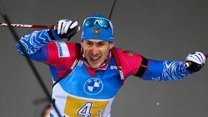 Лучший день в карьере биатлониста Латыпова: он 11-й на Кубке мира. Весь подиум в спринте норвежский — Й. Бе выиграл