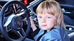 «Зачем родители прививают ему понты?» Подписчики раскритиковали видео с сыном Плющенко и Рудковской в Porsche