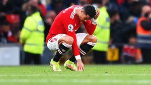 Трансфер Роналду— ошибка «Ман Юнайтед»? Криштиану— один из виновников позорных 0:5 от «Ливерпуля»
