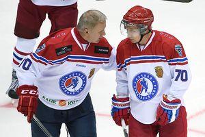 Фетисов выразил надежду, что Путин сыграет вхоккей наСеверном полюсе
