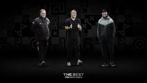 ФИФА назвала 3 претендентов на звание лучшего тренера 2020 года