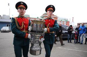 КХЛ запустила розыгрыш виртуального Кубка Гагарина. Его победителя определят болельщики всоцсетях