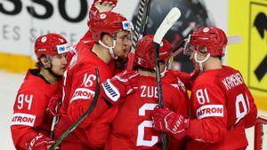 Россия разобралась с Данией и вновь возглавила свою группу, Самонов впервые на ЧМ отстоял на ноль. Как это было
