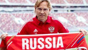 «Сборная— ответственность перед всеми людьми Российской Федерации». Карпин у Нобеля— о Дзюбе и будущем