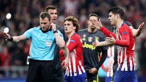 VAR пытался, но не помог «Ювентусу». «Атлетико» разорвал команду Роналду за 5 минут
