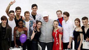Лукашенко на коньках, новый образ Самодуровой и Загитова в коже. ЧЕ завершился бомбически
