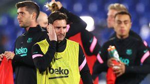 Луческу: «Не думаю, что «Барселона» сейчас на том уровне, чтобы выиграть Лигу чемпионов»