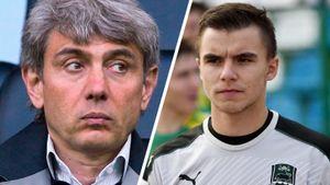 Бывший игрок академии «Краснодара» рассказал олюбимчиках Галицкого