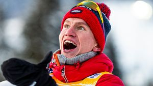 Лучшего лыжника мира Большунова зовет в биатлон даже главный хейтер русского допинга. Реален ли переход?
