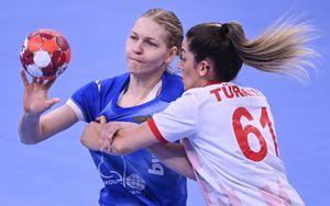 Российские гандболистки нанесли разгромное поражение Турции в ответной игре квалификации и вышли на ЧМ-2021