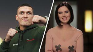 Украинская телеведущая — Усику: «Можешь и меня ударить. Уверена, РПЦ благословит втащить женщине ради РПЦ»