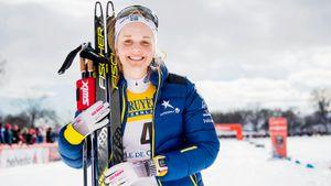Чемпионка ОИвлыжах Нильссон осваивается вбиатлоне. Шведка делает 1200 выстрелов внеделю ихочет наКубок мира