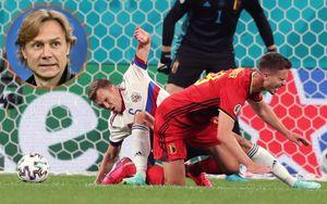 Карпин: «Бельгия против России провела не лучшую свою игру, мягко говоря. А возможно даже худшую»