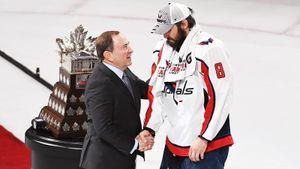 Приезд Овечкина идругих звезд вРоссию отменяется? НХЛ нестала разрывать соглашение спрофсоюзом