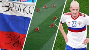 В России бельгийцев освистали за преклонение колена, Кузяеву разбили голову. Фото старта наших на Евро