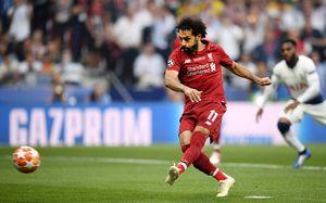 «Тоттенхэм» — «Ливерпуль» 0:2. Салах и Ориги решили в финале Лиги чемпионов. Как это было