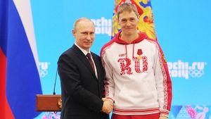 Олимпийский чемпион Крюков рассказал, как ему предлагали допинг