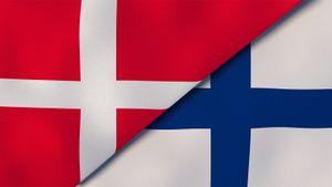 Дания— Финляндия: матч прямых конкурентов России за выход в плей-офф Евро-2020. LIVE!