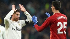 Золото Ла Лиги для «Реала» выигрывают защитники. Рамос, Варан и Куртуа — лучшие в чемпионате