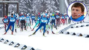 С турнира в Ижевске снялись 33 биатлониста, узнав о приезде допинг-офицеров. Что об этом говорит президент СБР