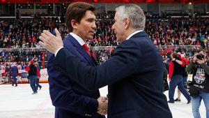 «Я бы лучше остался дома, чем сыграл с ЦСКА в пассивный хоккей». Большое интервью Боба Хартли