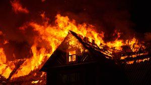В Нижнем Новгороде в рождественскую ночь сгорела квартира олимпийской чемпионки Шкурихиной