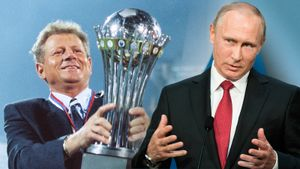 «ВЧехии власть выплатила каждому по$1000». Экс-тренер «Зенита» Петржела— окоронавирусе, Путине и«Газпроме»
