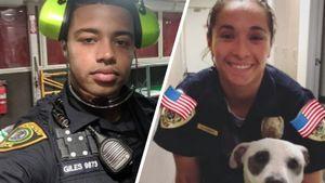«Всплеск грабежей и преступлений». Бойцы ММА служат в полиции США во время пандемии