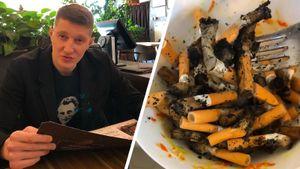 «Тот, кто не кушал бычки, я вам завидую!» Экс-вратарь ЦСКА выложил странное видео
