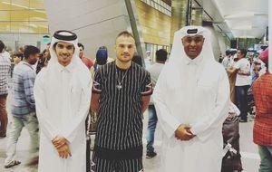 Бывший зенитовец Молло продолжит карьеру в Катаре у экс-спартаковца Лаудрупа