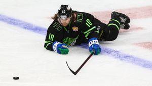 «Салават Юлаев» потерпел первое поражение в сезоне КХЛ, уступив «Северстали»