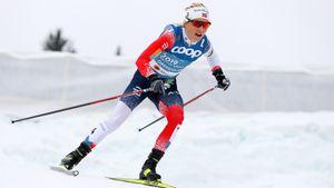 Йохауг победила в скиатлоне на чемпионате мира, лучшая из россиянок — Сорина, ставшая 8-й