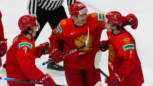 Русские ответили на слова о грязной игре! Шведы наехали на наших и проиграли в группе МЧМ впервые за 14 лет