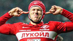 Ответ хейтерам от Соболева: забил в Грозном и заткнул уши. Провальная серия и конфликт с фанами «Спартака» позади?