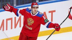Форвард сборной России уехал вКанаду. Народине его неудержали никрутой тренер, нибольшие деньги