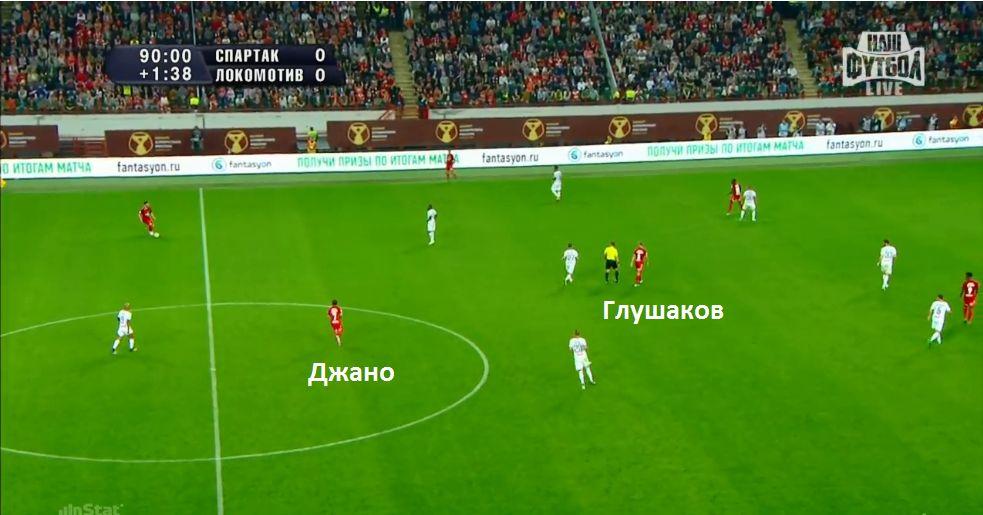 «Спартак» отдал Попова, а не Джано. Где логика?