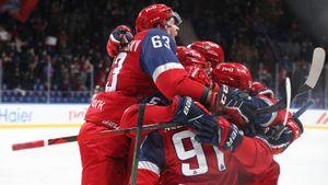 «Локомотив» на последних секундах вырвал победу у СКА