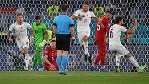 Забит первый гол Евро-2020. Впервые в истории ЧЕ автогол стал первым забитым мячом на турнире