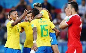 Бразилия без шансов выносит Сербию с чемпионата мира. Братушки едут домой