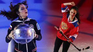 Команда Медведевой в погоне за сборной Загитовой: борьба за миллионы рублей на Кубке Первого канала. Live