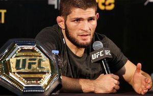Хабиб допустил возвращение в UFC после боя Макгрегор — Порье