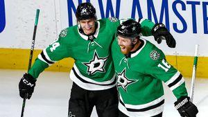 4 русских гола в матче НХЛ! У «Колорадо» начал забивать Ничушкин, но Гурьянов почти вывел «Даллас» в финал Запада