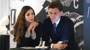 Видео: русский хоккеист Зайцев напал набывшую жену, чтобы забрать унее детей