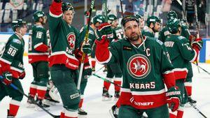 39-летний Зарипов — герой «Зеленого дерби». Ветеран «Ак Барса» разобрался с «Салаватом» — у него дубль и 2 ассиста